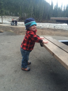 Future Mountaineer!