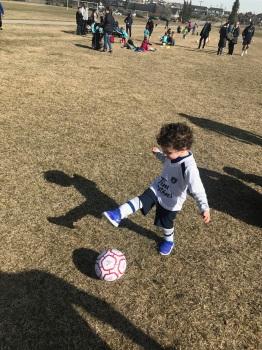 Nolan Soccer 2017